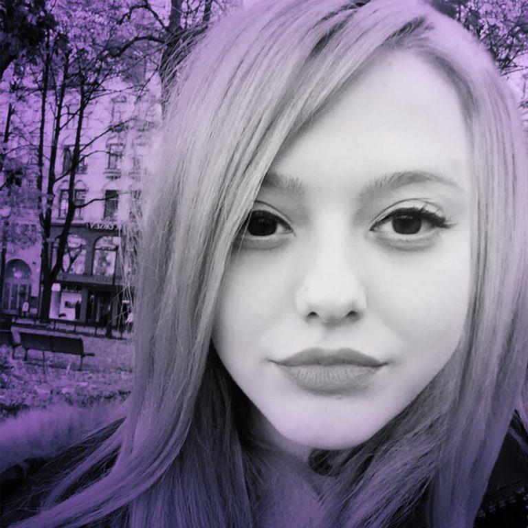 Portrait of Nicoleta Ivascu