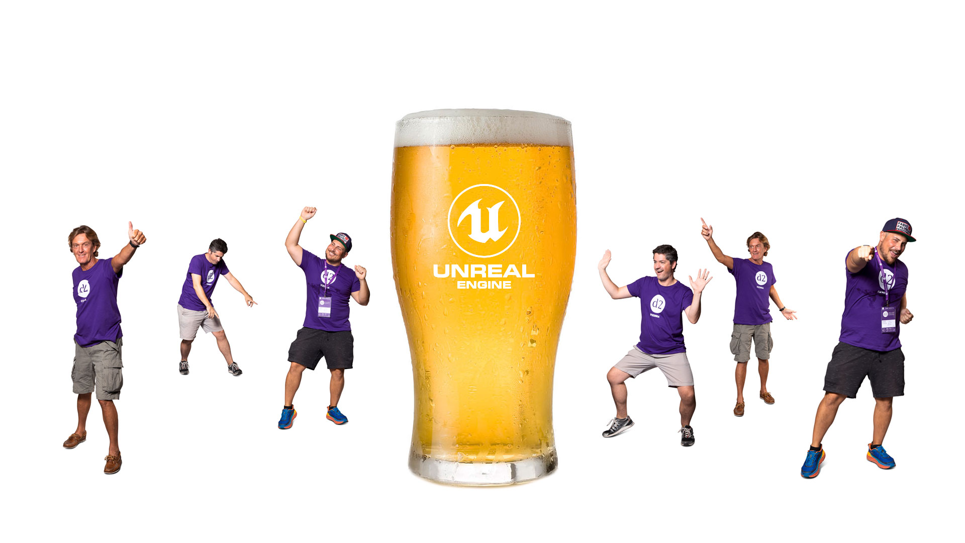 Unreal Engine Beer