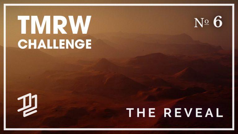TMRW Challenge Reveal thumbnail