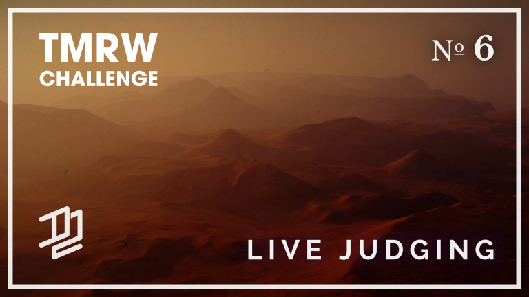 TMRW Challenge Live Judging thumbnail